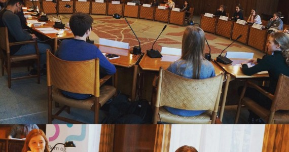 3. byrådsmøde er i fuld gang! På første halvdel af mødet diskuterede medlemmerne beslutningspunkter til #udsatteunge indstillingen og vedtog derefter den endelige indstilling